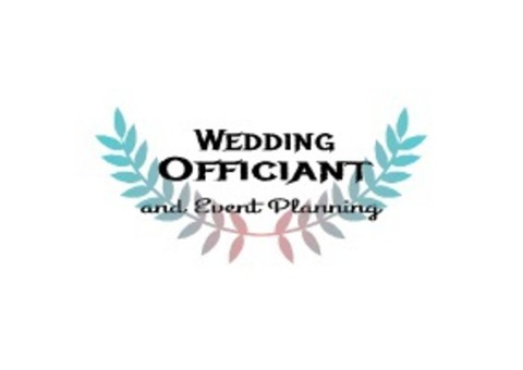Wedding Officiant and/or Event Planning
